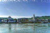 View of Boppard from the Ferry Dock