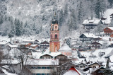 Mittenwald on a Snow Day