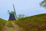 Windmill Side View