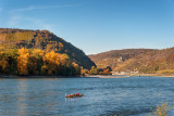 Rowing the Rhine River