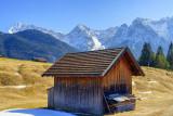 German Alps (Bavarian Alps)
