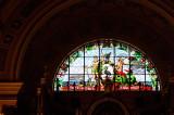 St George's Hall window