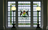 Window in the Port of Liverpool Authority Building
