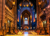 Liverpool Cathedral 2013
