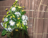 Easter flowers in the Childrens' Chapel