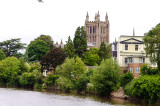 Hereford Cathedral and Hereford
