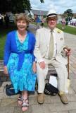 Brian and Irene Golden Wedding at Stratford