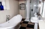 Bathroom at Miller Howe