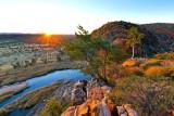 Gelen Helen Gorge Sunrise (redux)