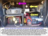 CHARGER INVERTER COMPARTMENT FANS