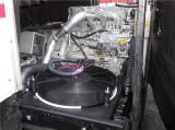 HAYDEN 12 VOLT ELECTRIC RADIATOR FAN NOW USED TO COOL THE GENERATORS KUBOTA ENGINE