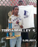Tornado Alley 5 point Champion Francis