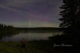 Aurora Borealis - Northern lights - Aurore Boréale / 2013 Québec