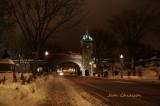 Porte St-Louis  built  1690 à 1940