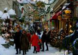 La rue du  Petit - Champlain