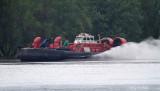 Canadian Coast Guard On Ottawa River