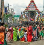 Hindu Street Festival - Colombo - Sri Lanka