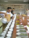 Tea Tasting Room - Sri Lanka