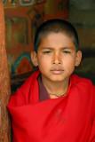 Young Monk of Bhutan