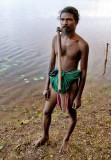 Vedda Man of Sri Lanka