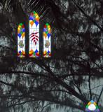 Church Window in Port Douglas - Australia