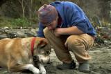 Man and Dog - USA