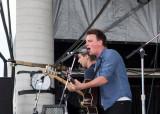 The Dunwells @ Hillside Music Festival (2013), Guelph, Ontario