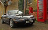 MX5 Northamptonshire Pipewell