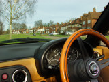 Inside our MX5 Northamptonshire