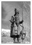 Provo Statue Utah