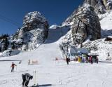 Cortina D'Ampezo, El Muro