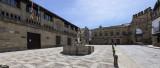 Plaza del Populo. Todo empezó aquí