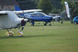15th August Day at Headcorn Aerodrome for the flying display