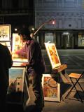 The night painter