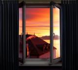 The good side of winter sunrises...