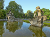 The fountain of the Twelve Months in Valentino Park