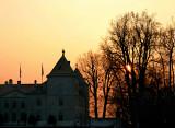 Sunrise castle...