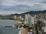 Acapulco, Mexico - October, 2015
