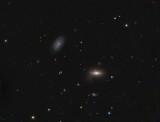 NGC 5820 (Arp 136) &NGC 5821