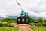 PACIFIC WAR MEMORIAL  - Kaneohe Marine Corps Base Hawaii