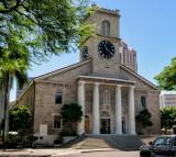Kawaiaha'o Church - (Hawaii's Westminster Abbey) - Honolulu