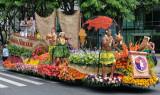 Aloha Festivals Parade  2014 - Honolulu, Oahu