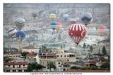 Cappadocia - Göreme - Hot Air Balloons