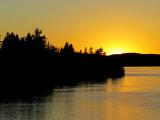 Shipshaw's sunset