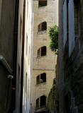 Vieille ville de Genève, tour escalier