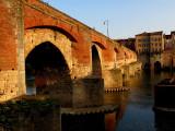 le vieux pont de briques