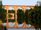 Le pont ferroviaire