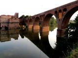 pont neuf à contrejour
