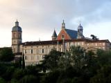 Immeuble et clochers