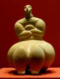 statuette primitive